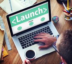 launch new software