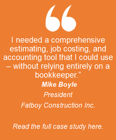 FatBoy Construction Quote 2